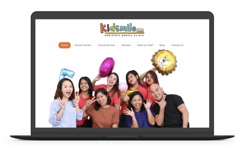 Kidsmile Pediatric Dental Clinic | Next Level Digital Marketing