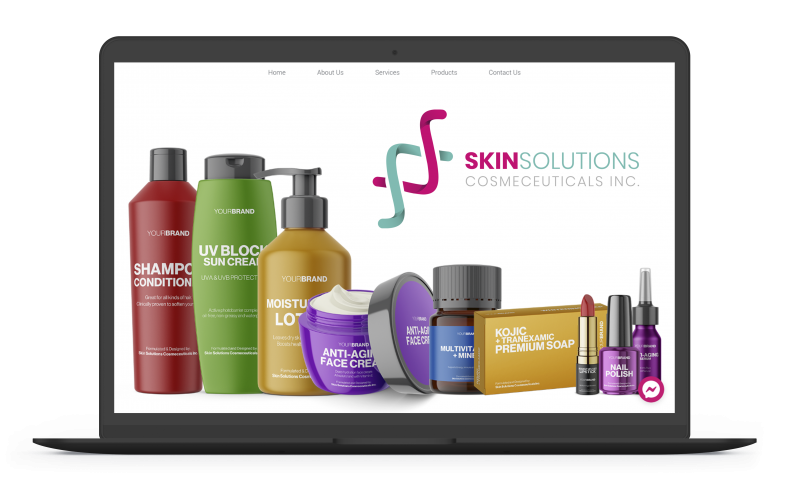 Skin Solutions Cosmeceuticals | Next Level Digital Marketing